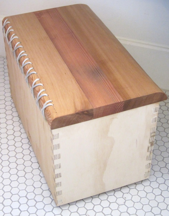 How To Build A Small Wooden Treasure Chest