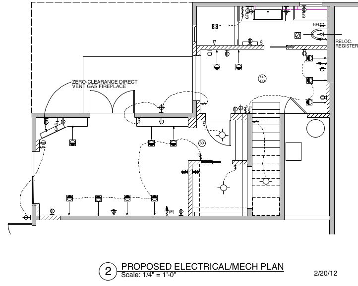 march | 2012 | deedsdesign electrical plan on revit electrical plan sketchup