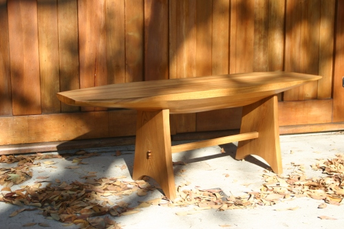 minnow belly table