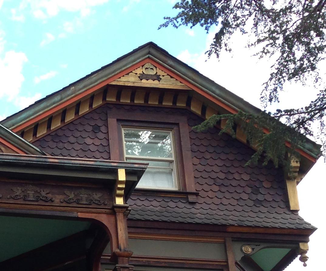 nice walnut street house detail 1