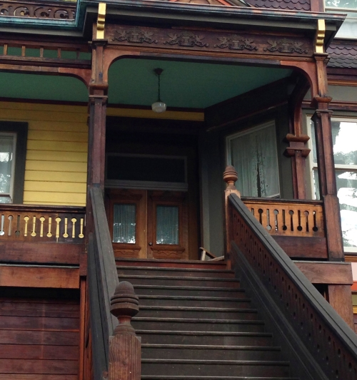 nice walnut street house detail 3