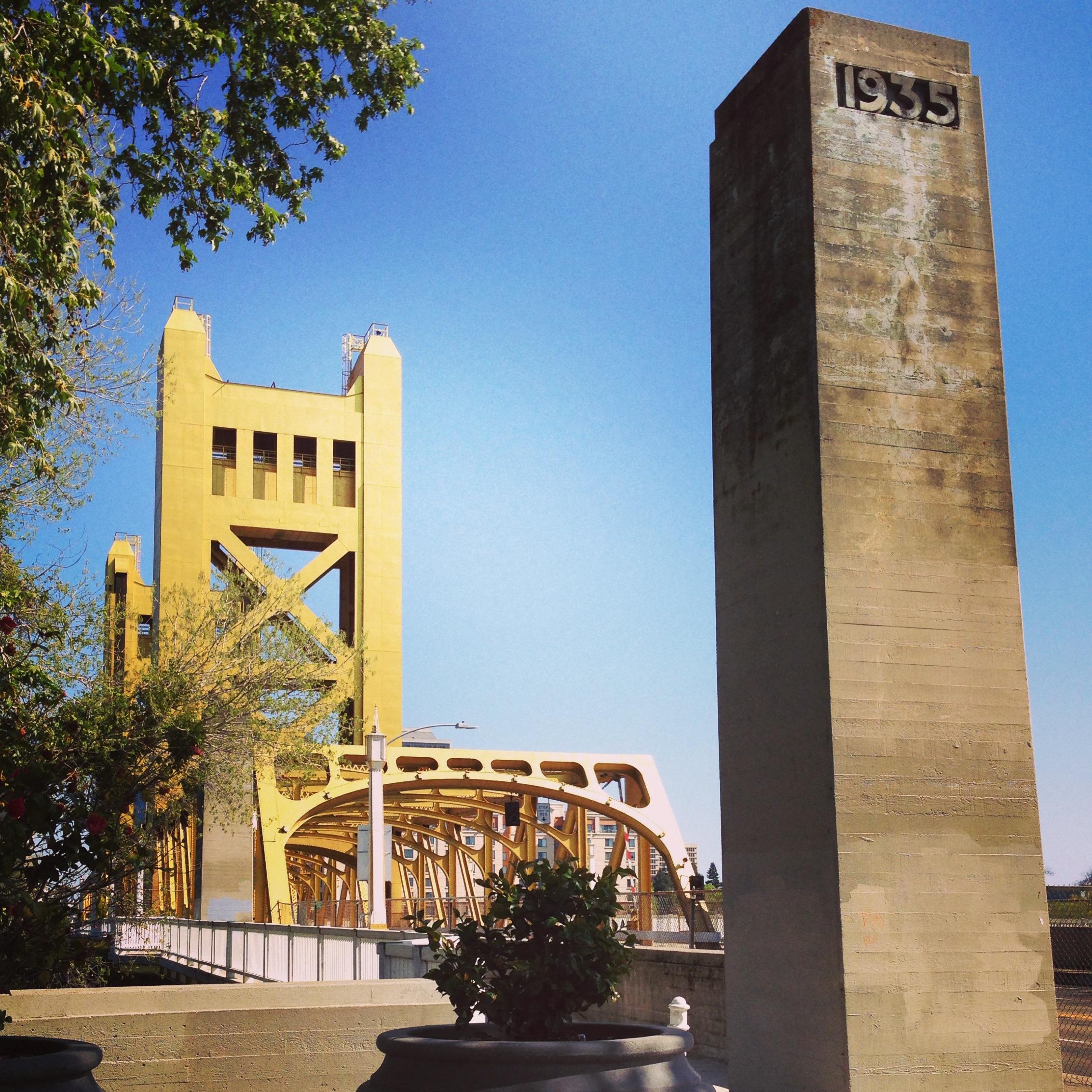 golden bridge 1935