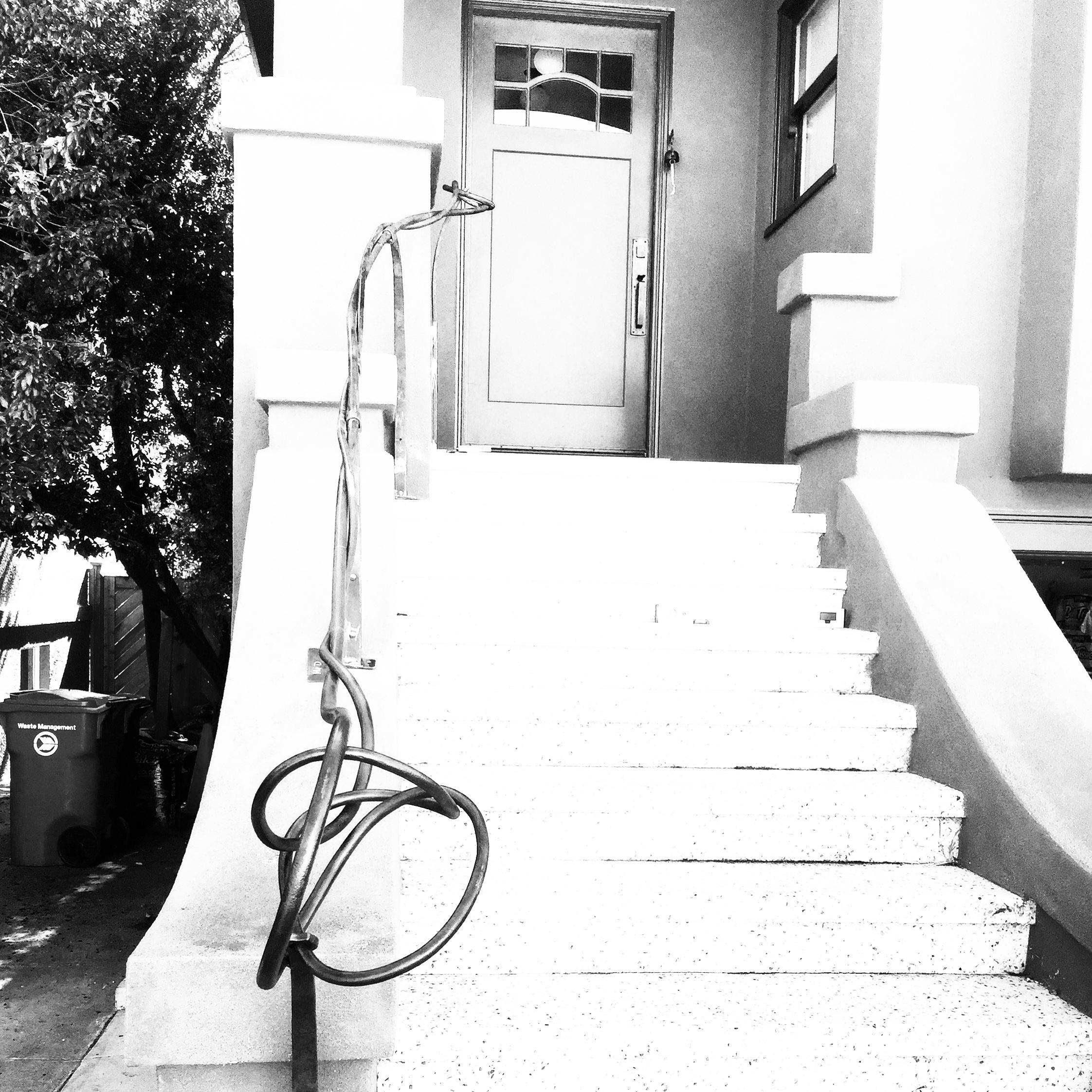 scribble handrail