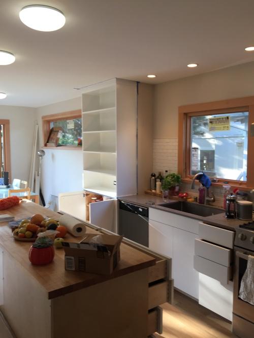 punchlist kitchen