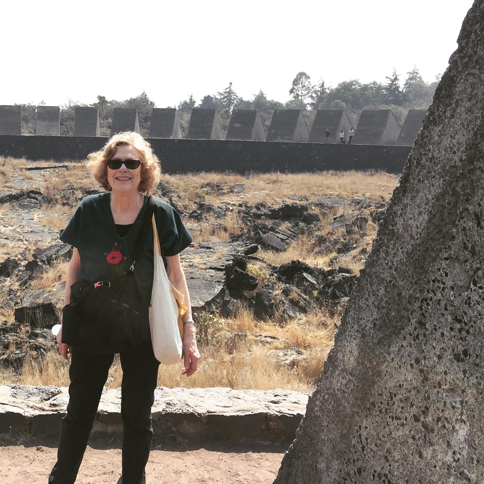 UNAM Giant Sundial