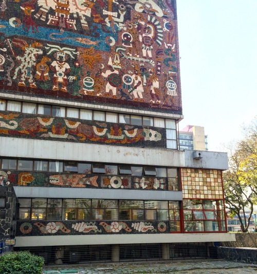 Biblioteca Central - UNAM